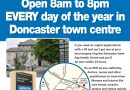 PLEASE SHARE  The Doncaster Same Day Health Centre is funded by the NHS and open…